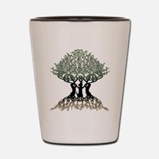 Tree of Life Shower Shot Glass