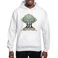 Tree of Life Shower Hoodie