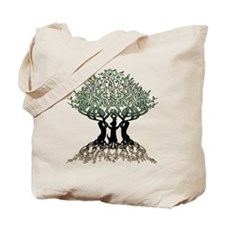 Tree of Life Shower Tote Bag