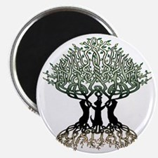 Tree of Life Shower Magnet