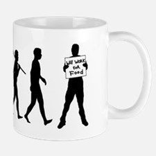 Will-Work-For-Food2 Mug