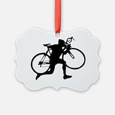 Cyclocross V1 Ornament