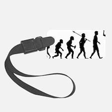 Boy-Scout Luggage Tag