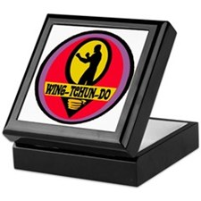 Wing Tchun Do Logo Keepsake Box
