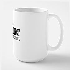 Instant Architect Just Add Coffee Large Mug