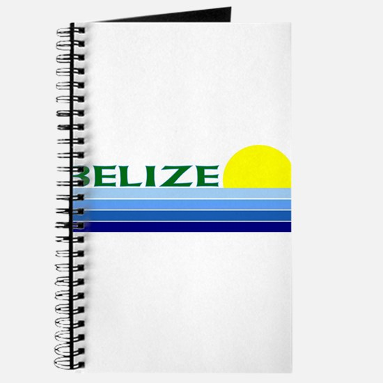 Unique Belize Journal