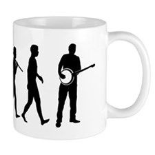 Banjo-Player2 Mug