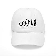 Banjo-Player2 Baseball Cap