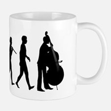 Double-Bass-Player2 Mug