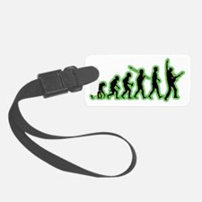 Guitar-Player4 Luggage Tag