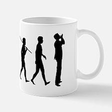 Harmonica-Player2 Mug