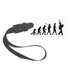 Marching-Band---French-Horn2 Luggage Tag