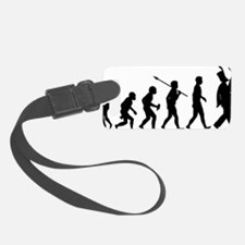 Marching-Band---Tuba Luggage Tag