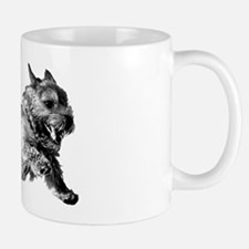 Running Norwich Terrier Male Small Small Mug