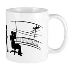 Air-Traffic-Controller2 Small Mug