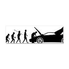 Car-Mechanic Car Magnet 10 x 3