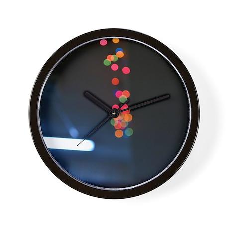 Lights Wall Clock by ADMIN_CP66385561