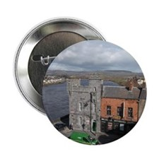 "Limerick and the Shannon 2.25"" Button"