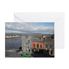 Limerick and the Shannon Greeting Card