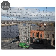 Limerick and the Shannon Puzzle