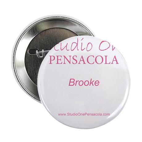 """Official Studio One Pensacola Bag Ima 2.25"""" Button"""