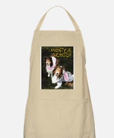 Dignity is Overrated Apron