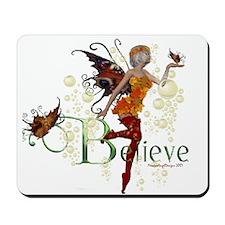 Autumn Believe Mousepad