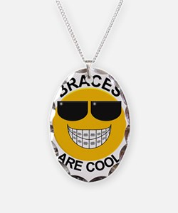 Braces Are Cool with Sunglasse Necklace