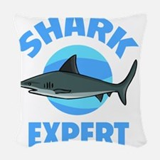 gfShark73 Woven Throw Pillow