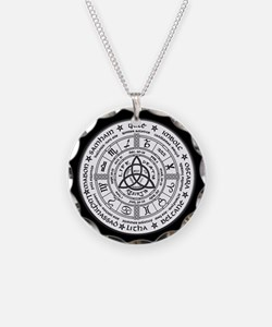 Year Wheel Necklace