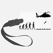 Coast-Guard Luggage Tag