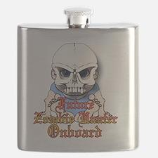 Future zombie hunter Flask