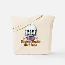 Future zombie hunter Tote Bag