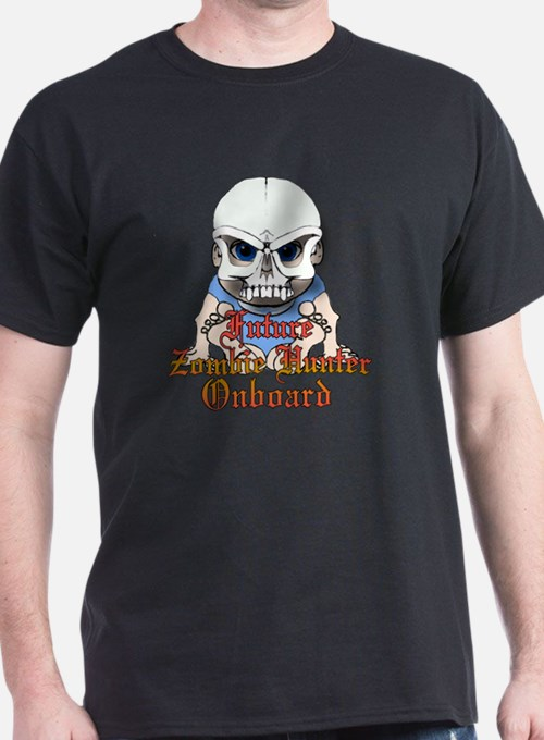 Future zombie hunter T-Shirt