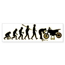 Dirt-Bike-Mechanic3 Bumper Sticker