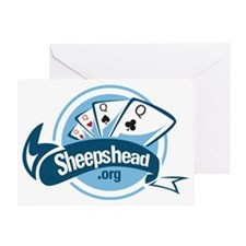 Sheepshead Logo Greeting Card