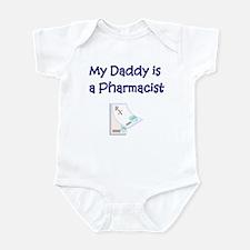 My Daddy Is A Pharmacist Infant Bodysuit