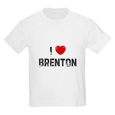 I * Brenton Kids T-Shirt