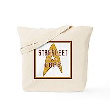 Starfleet cafe Frame Tote Bag