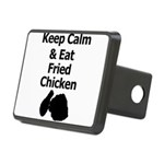 Keep Calm & Eat Fried Chicken Hitch Cover