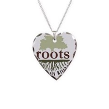 Roots Community Kitchen Logo Necklace