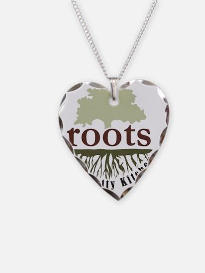 Roots Community Kitchen Logo Necklace