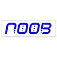 Noob Bumper Sticker 2
