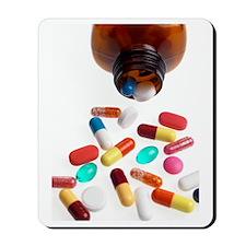 Drugs Mousepad