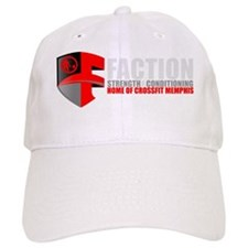 Faction Strength and Conditioning Logo Baseball Cap