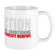 Faction Strength and Conditioning Logo Mug