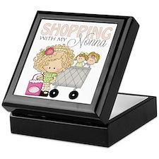 Shopping with Nonna Keepsake Box