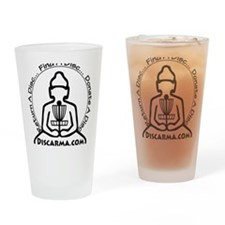 discarma logos png Drinking Glass