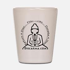 discarma logos png Shot Glass