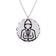 discarma logos png Necklace